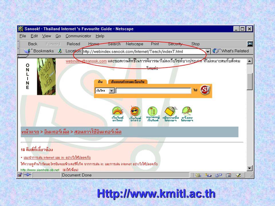 Http://www.kmitl.ac.th