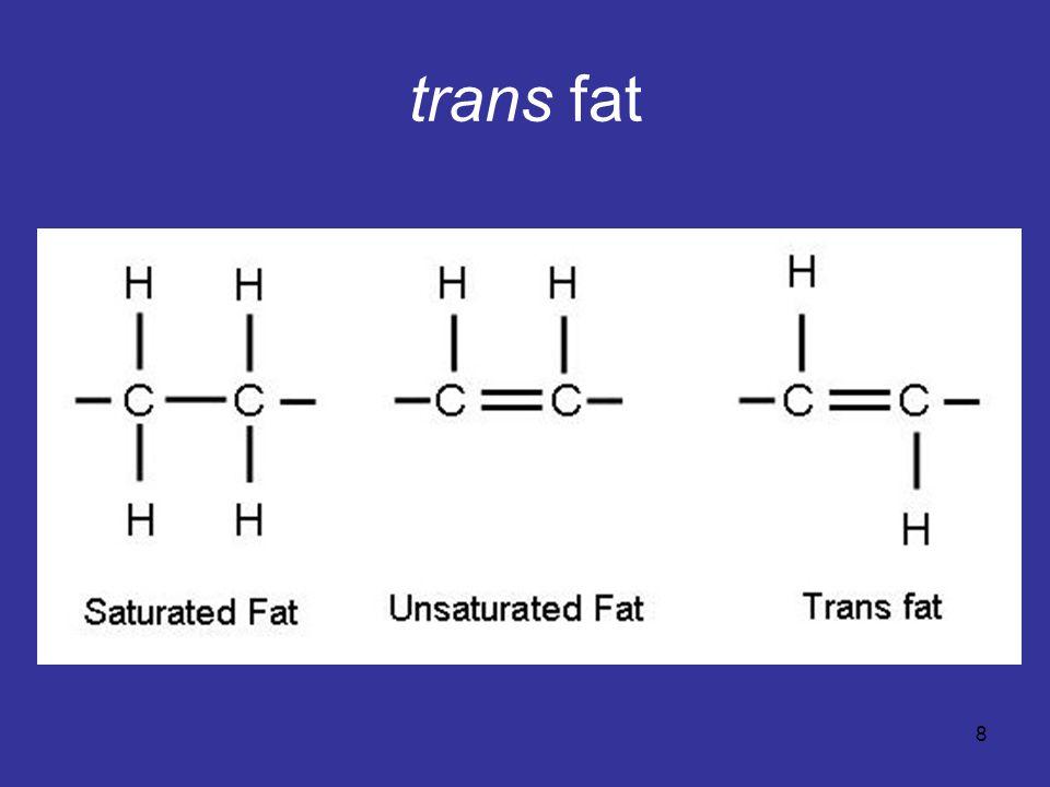 8 trans fat