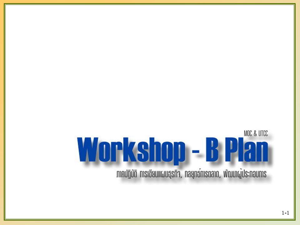 1-2 มาฝึกปฏิบัติ (Workshop) เพื่อ ค้นหาวิธีดีที่สุด ต้อง Prioritize ที่สำคัญและ เร่งด่วนที่สุด