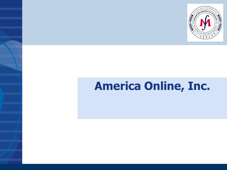 America Online, Inc.