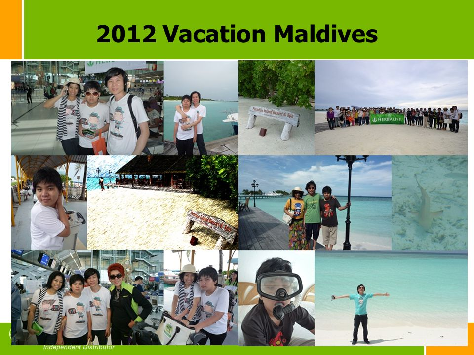 2012 Vacation Maldives