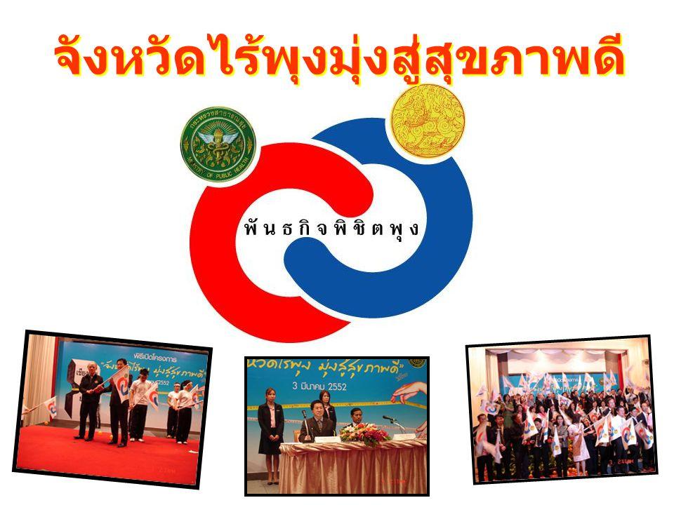 หลักการและเหตุผล กรมอนามัย ดำเนินการรณรงค์สร้างกระแส โครงการคนไทยไร้พุง ปี 2550 สร้างกระแสจากบุคคลที่อ้วน ลงพุง สมัครเข้ามาเป็นบุคคลต้นแบบ ที่รู้จักการจัดการควบคุมน้ำหนัก ด้วยภารกิจ 3 อ.