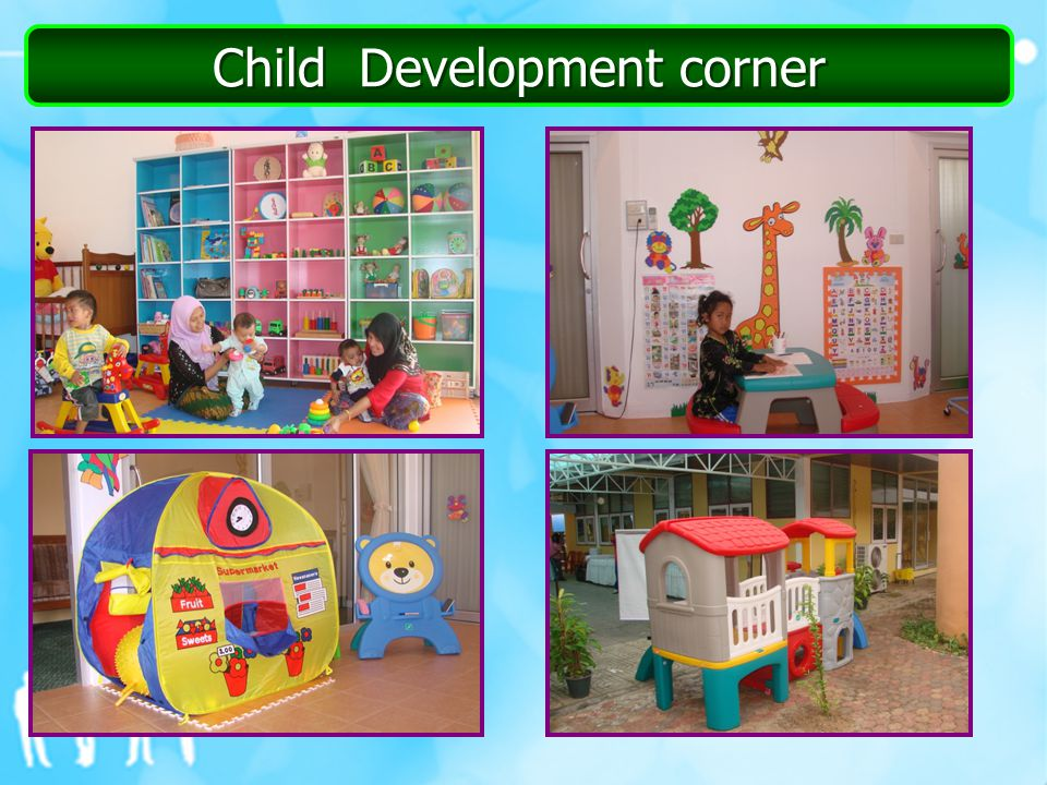 Child Development corner