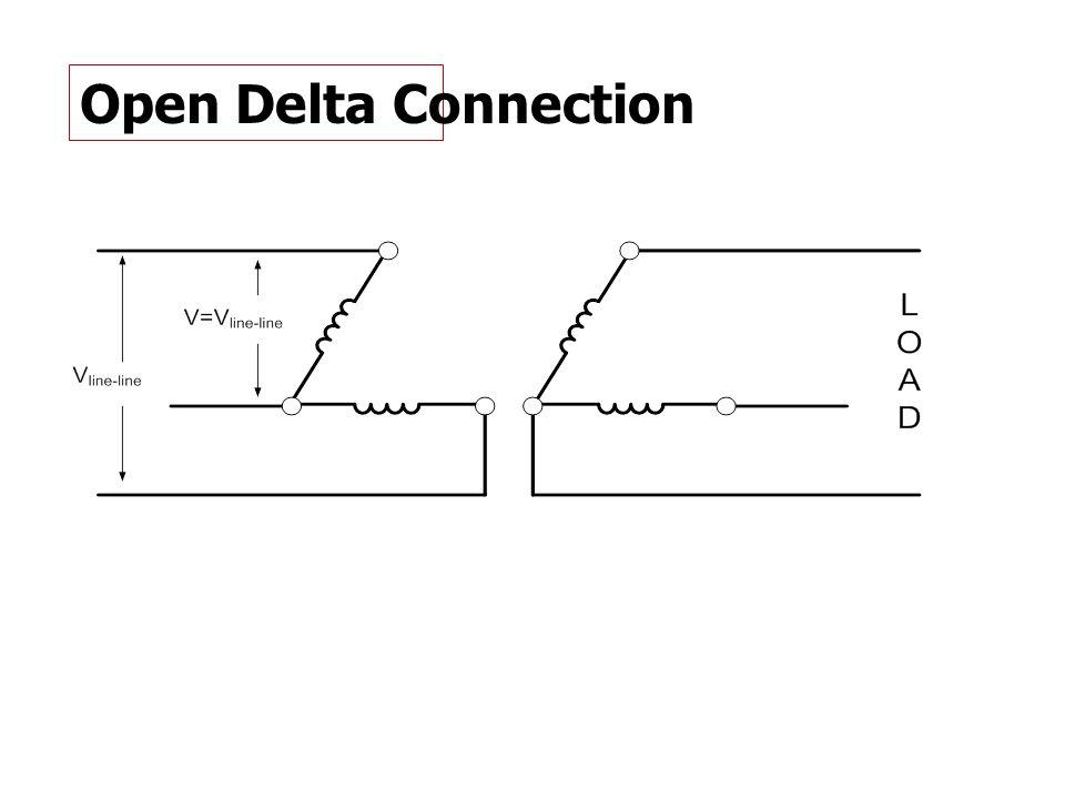 Open Delta Connection