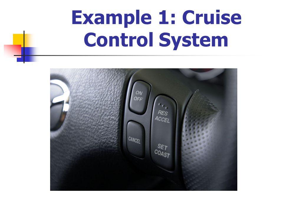 Example 2: DC Motor Speed Control System ( ต่อ ) ผลตอบของระบบเมื่อใช้ PID Controller โดยใช้ K p = 100, K i = 1 และ K d = 1 เริ่มต้นจากค่า K i และ K d ที่ น้อยๆ ก่อน ซึ่งจะพบว่า สามารถกำจัด Steady state error ไปได้แล้ว แต่ปรากฏว่า ระบบใช้เวลาเข้าสู่สภาวะอยู่ ตัวที่นานเกินไป จึงแก้ปัญหา ด้วยการเพิ่มค่า K i เพื่อลด Settling time ลง
