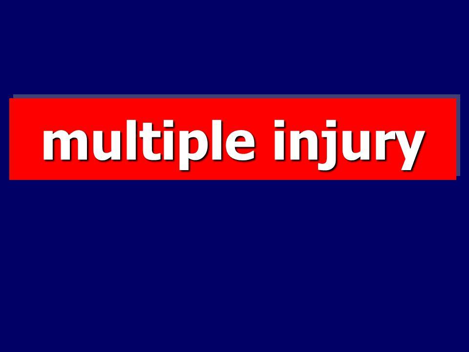 ห้ามเขียน multiple injury, blunt abdominal injury ให้เลือก injury ที่รุนแรงที่สุด เป็นโรคหลัก (internal organ injury, fracture) บันทึก injury ให้ครบถ้วนและละเอียด อย่าลืม external cause