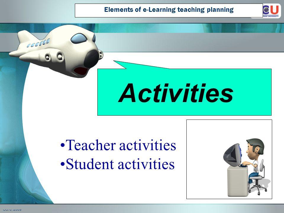 Example 2: statement of objective วัตถุประสงค์เชิงพฤติกรรม บอกวิธีการประเมินการเรียนรู้ ของผู้เรียนด้วย ตนเอง วิธีการประเมินการ เรียนรู้โดยครู และการ ประเมินการเรียนรู้รอบด้าน ของผู้เรียนใน อีเลิร์นนิงได้ ออกแบบวิธีการประเมินการ เรียนรู้ของผู้เรียนด้วย ตนเอง วิธีการประเมินการ เรียนรู้โดยครู และการ ประเมินการเรียนรู้รอบด้าน ของผู้เรียนใน อีเลิร์นนิงได้