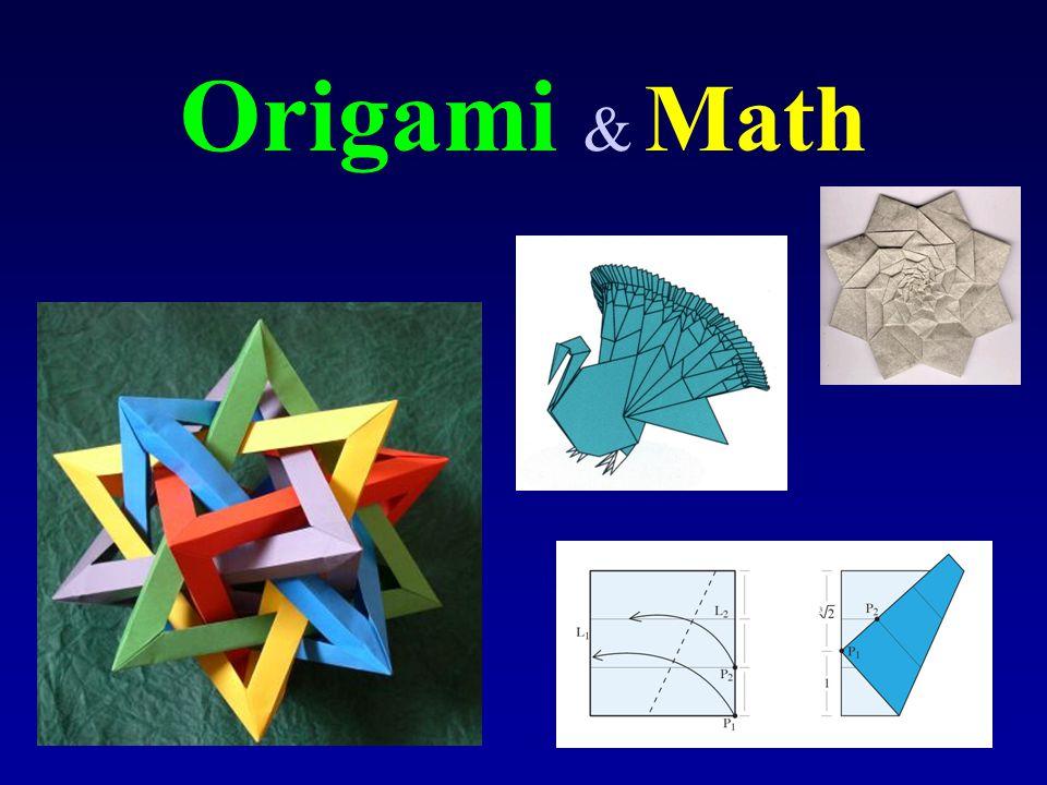 Origami & Math