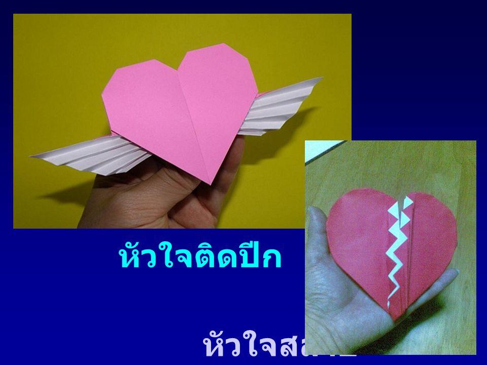 หัวใจสลาย หัวใจติดปีก