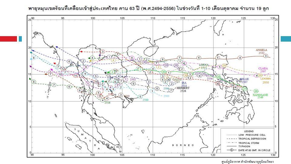 การคาดหมายลักษณะอากาศของประเทศ ไทยราย 4 สัปดาห์ ตั้งแต่วันที่ 1 – 28 กันยายน 2557  ลักษณะทั่วไป ร่องมรสุมพาดผ่านภาคเหนือและภาค ตะวันออกเฉียงเหนือในช่วงสัปดาห์แรก ประกอบกับมรสุม ตะวันตกเฉียงใต้ยังคงปกคลุมทะเลอันดามัน ประเทศไทย และอ่าวไทย และจะมีกาลังแรงเป็นส่วนใหญ่ ลักษณะ ดังกล่าวส่งผลให้ประเทศไทยยังคงมีฝนตกชุกหนาแน่น โดย จะมีฝนกระจายถึงเกือบทั่วไป กับจะมีฝนตกหนักถึงหนักมาก บางพื้นที่ ก่อให้เกิดน้าท่วมฉับพลัน น้าป่าไหลหลาก รวมทั้ง น้าล้นตลิ่งในบางพื้นที่