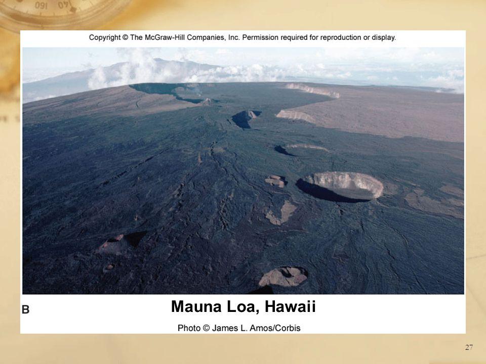 27 Mauna Loa, Hawaii
