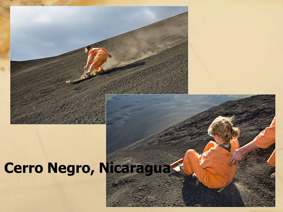 29 Cerro Negro, Nicaragua