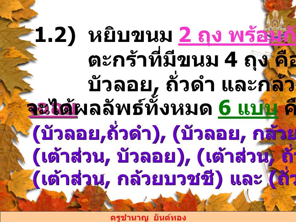 ครูชำนาญ ยันต์ทอง 1.3) จัดคู่แข่งขันฟุตบอลเยาวชนชิงแชมป์ เอเชีย ซึ่งจัดการแข่งขันแบบพบกันหมด เมื่อมีทีมส่งเข้าแข่งขัน 5 ทีม คือ ทีมไทย พม่า ลาว บรูไน และมาเลเซีย
