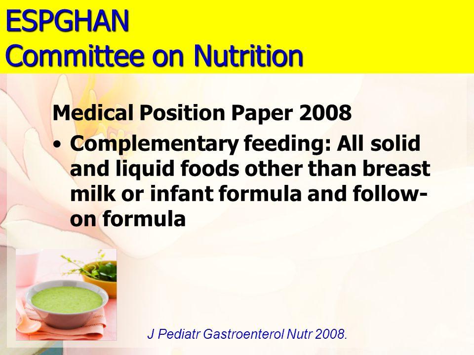 ข้อสรุป อาหารเสริมสำหรับทารกนมแม่ ก่อนตัดสินใจเริ่มน้ำ เครื่องดื่ม นมผสม หรือ อาหารอื่นๆก่อนอายุ6เดือนต้องคำนึงถึงความ พร้อมด้านสรีรวิทยาของทางเดินอาหาร ไต และ พัฒนาการของเด็ก ปริมาณและชนิดของอาหารเสริมขึ้นกับปริมาณ สารอาหารที่ควรรับประทานในแต่ละกลุ่มอายุ และ ความหนาแน่นชองสารอาหารในอาหารชนิดนั้นๆ จำนวนมื้ออาหารขึ้นกับปริมาณอาหารต่อมื้อที่เด็ก สามารถรับประทานได้และความหนาแน่นของ สารอาหารที่จัดในแต่ละมื้อ