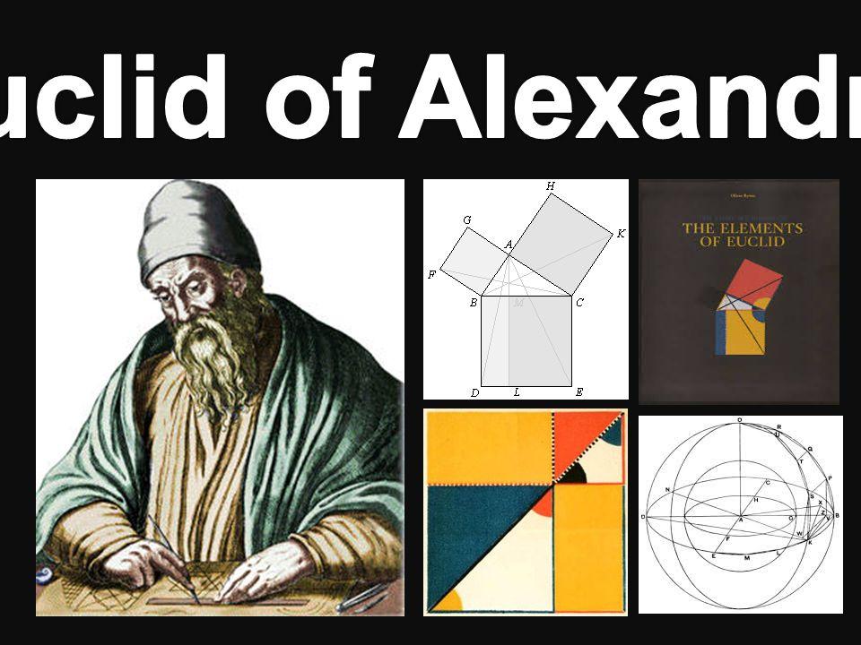 บทนำ Born: c.365 BC Birthplace: Alexandria, Egypt Died: c.