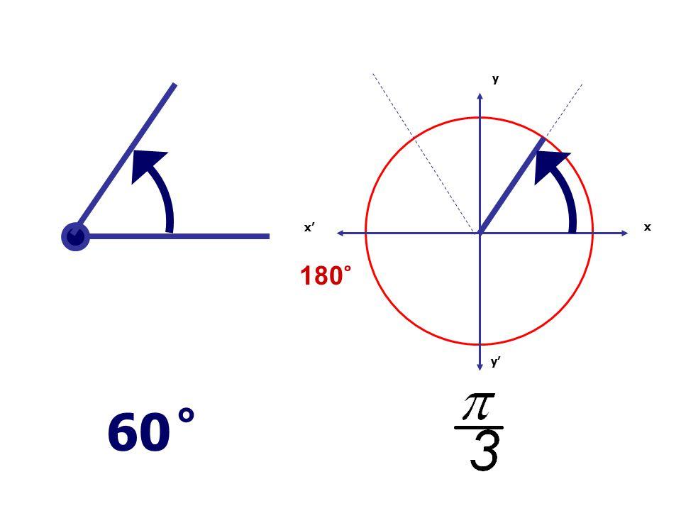 x x' y' y 60 ̊ 180 ̊