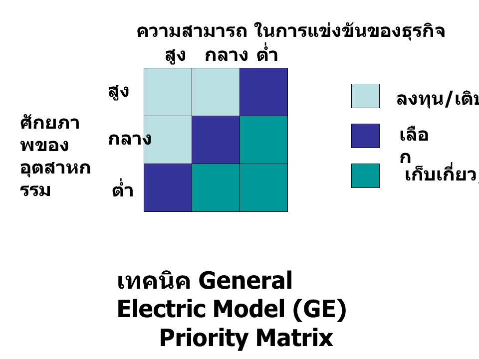 Strategic Factors Analysis (External – Internal Factors) EFAS : External Factor Analysis Summary IFAS: Internal Factor Analysis Summary