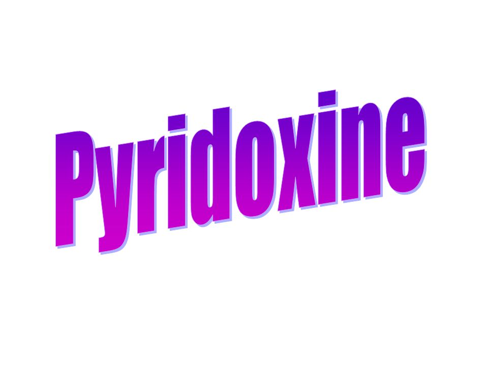 Pyridoxal, pyridoxamine and pyridoxine are collectively known as vitamin B6.