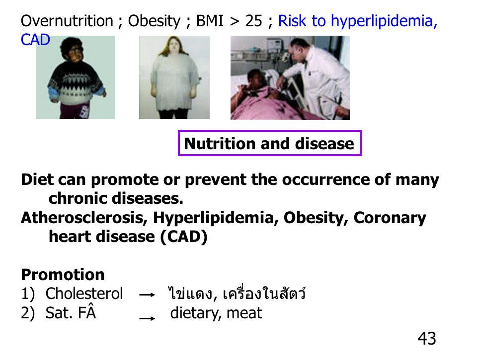 Early Late Vitamin A deficiency Vitamin C deficiency Iiodine-deficiency พบทาง N, NE ของไทย เด็ก ; ปัญญาอ่อน, หูหนวก ผู้ใหญ่ ; goiter 42