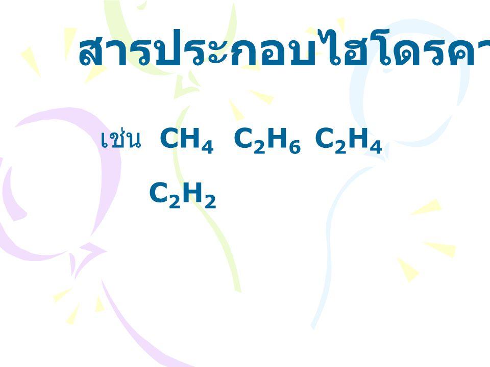 ในธรรมชาติพบสารประกอบ ไฮโดรคาร์บอนเกิดอยู่ในแหล่งต่างๆ เช่น ยางไม้ ถ่านไม้ ปิโตรเลียม ส่วนแหล่งกำเนิดของสารประกอบ ไฮโดรคาร์บอนที่สำคัญที่สุด คือ ปิโตรเลียม