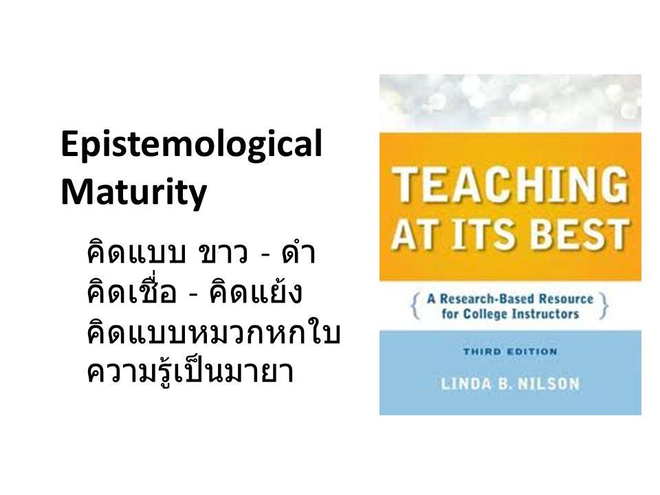 ความรู้ Knowledge is relational ความรู้เป็นสมมติ (assumption) http://www.gotoknow.org/posts?tag=Zajonc