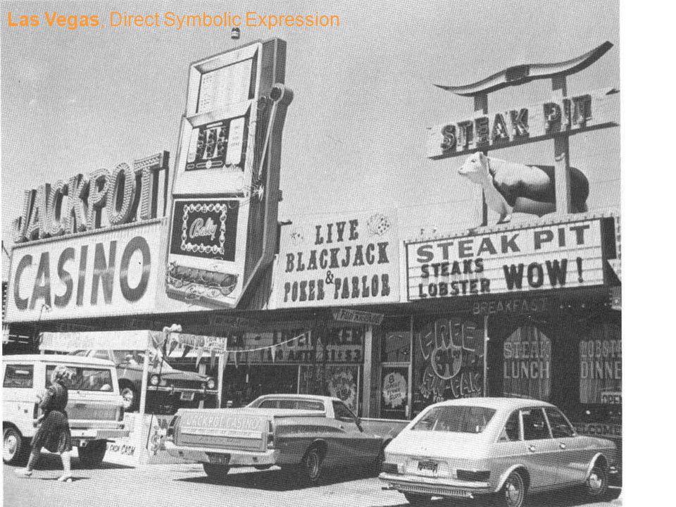 Las Vegas, Direct Symbolic Expression