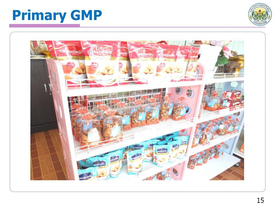Primary GMP 15