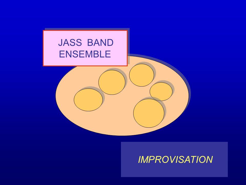 JASS BAND ENSEMBLE JASS BAND ENSEMBLE IMPROVISATION