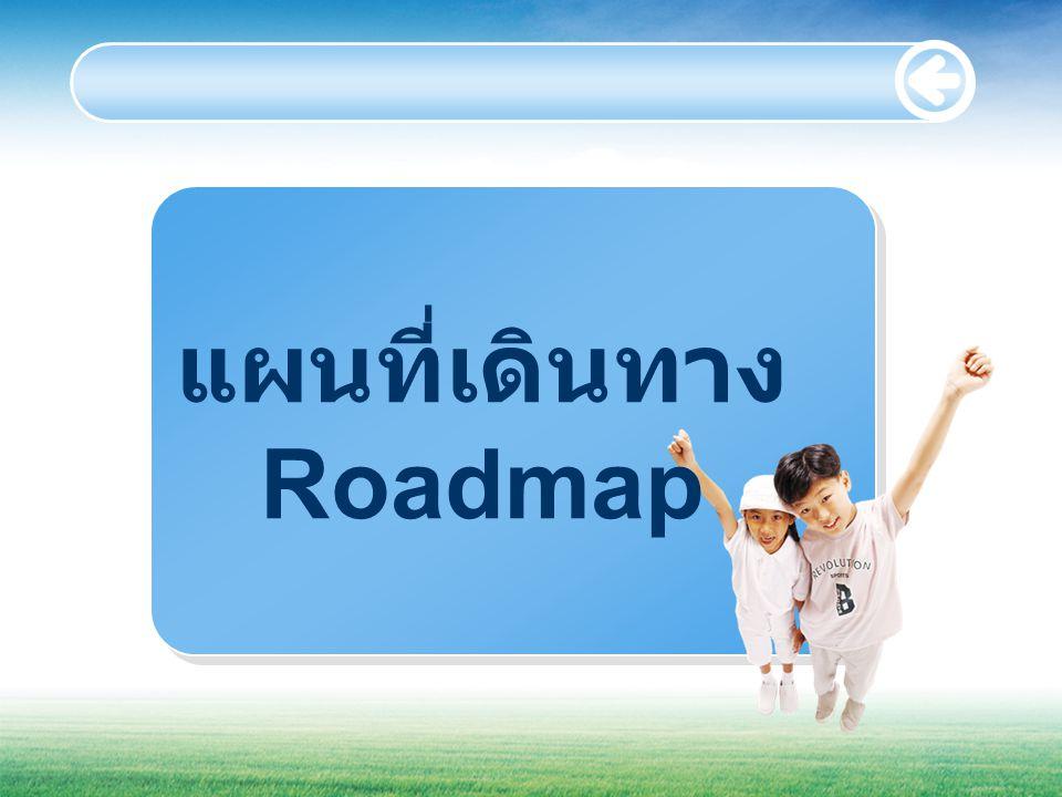 แผนที่เดินทาง Roadmap