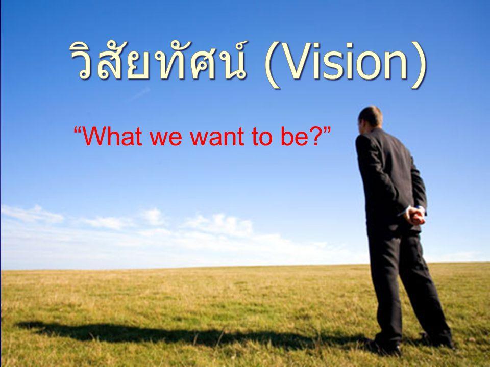 Visionวิสัยทัศน์ สิ่งที่อยากจะให้หน่วยงานเป็น ในอีก 3 – 5 ปีข้างหน้า Missionพันธกิจ กรอบ ขอบเขต การดำเนินงาน ของหน่วยงาน Strategic Issues ประเด็น ยุทธ