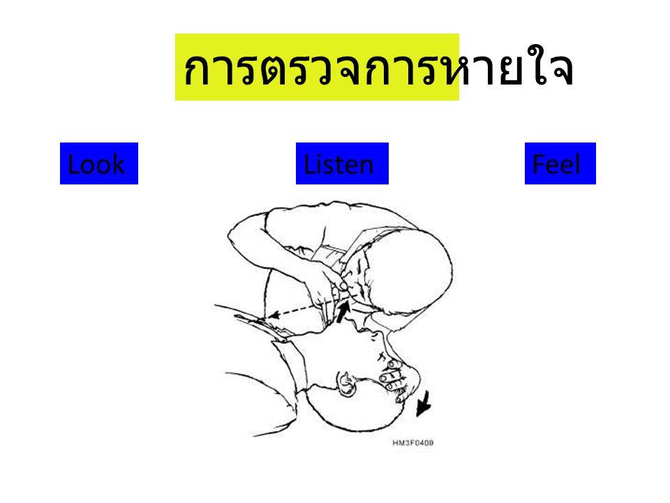 การตรวจการหายใจ LookListenFeel