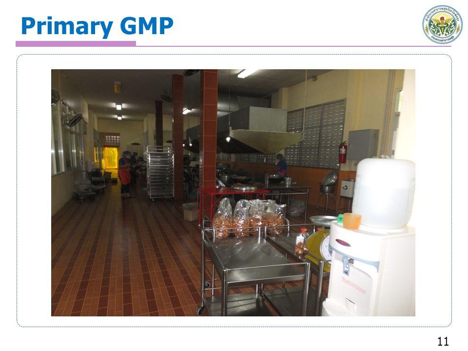 Primary GMP 11