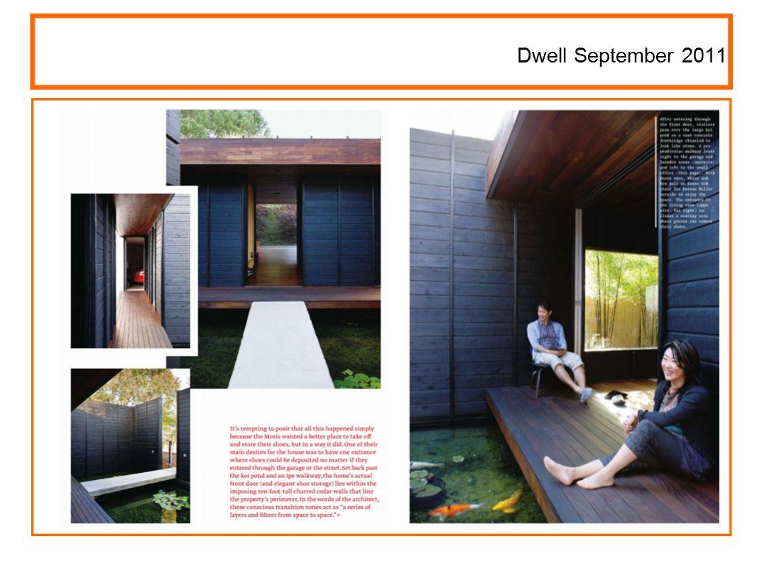 Dwell September 2011