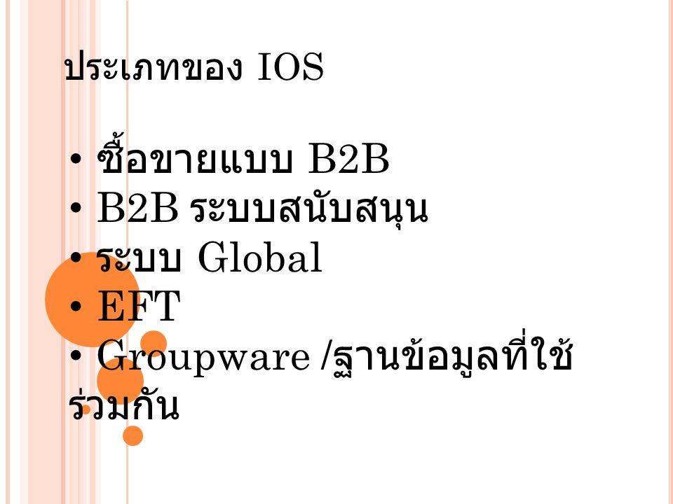 IOS: Using the RFID Advantage