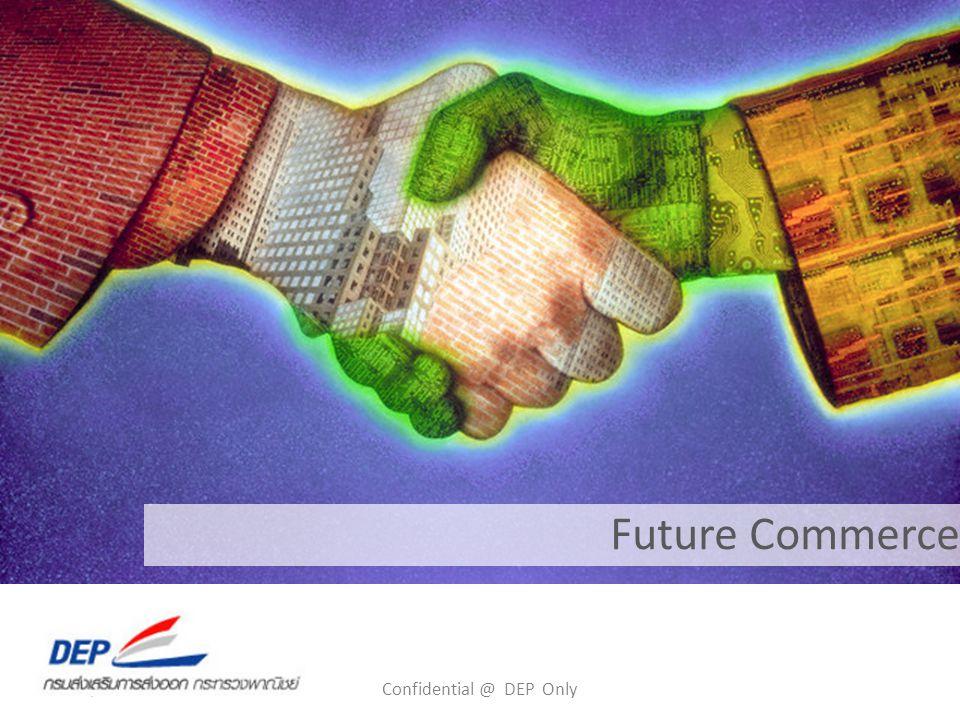 Dec 9, 2010 Confidential @ DEP Only Future Commerce