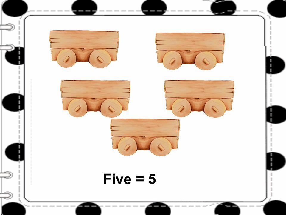 One Six = 6