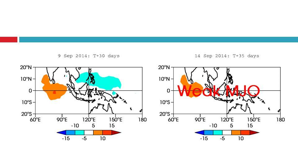 ช่วงกลาง - ปลายฤดูฝนปีนี้ ปริมาณฝนรวมโดยเฉลี่ยจะใกล้เคียงกับค่าปกติ สรุป