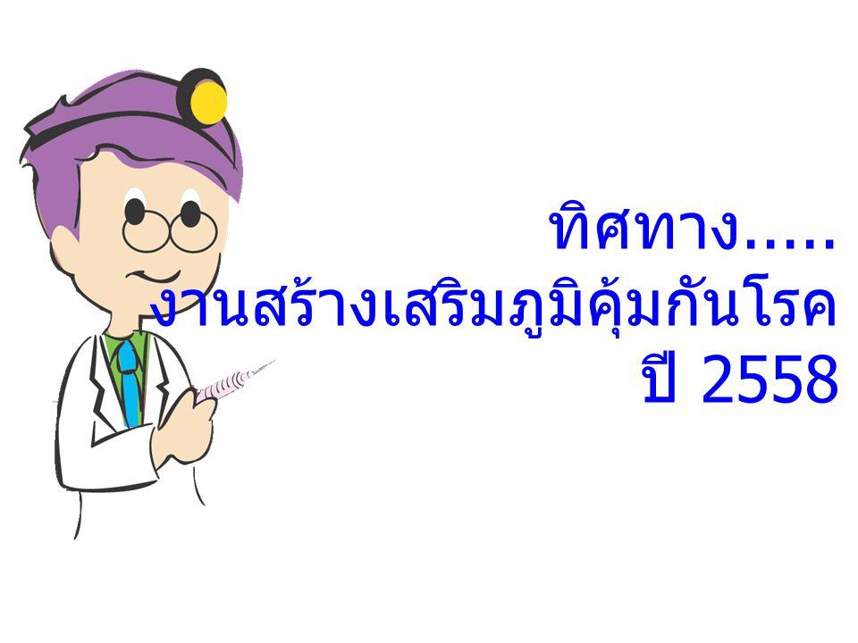 ประชากรเป้าหมาย  ประชากรที่มีอายุ 20 ถึง 50 ปี ที่มารับบริการ ในจังหวัดภาคเหนือ กลาง และภาคใต้ (ผู้ที่เกิดระหว่างมกราคม 2508 ถึง ธันวาคม 2538) ทั้งบุคคลชาวไทยและชาวต่างชาติ และเพื่อเป็นการ กระตุ้นภูมิคุ้มกันต่อโรคคอตีบในชุมชน ให้ครอบคลุมมากที่สุด ขอให้เจ้าหน้าที่ ฉีดวัคซีน dT แก่กลุ่มเป้าหมายทุกคน คนละ 1 ครั้ง ประชากรกลุ่มเป้าหมาย