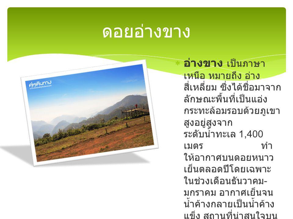  ภูสอยดาว ลักษณะ เป็นเทือกเขา สลับซับซ้อนตั้งแต่ทิศ เหนือจดทิศใต้ เป็น เทือกเขากั้นพรมแดน ระหว่างประเทศไทยกับ สาธารณรัฐ ประชาธิปไตย ประชาชนลาว มีความ สูงจากระดับน้ำทะเล ตั้งแต่ 500-1,800 เมตร พื้นที่ส่วนใหญ่ เป็นภูเขาและป่าไม้ สถานที่ท่องเที่ยว น่าสนใจ เช่น น้ำตกภู สอยดาว ทุ่งดอกไม้ภู สอยดาว ภูสอยดาว