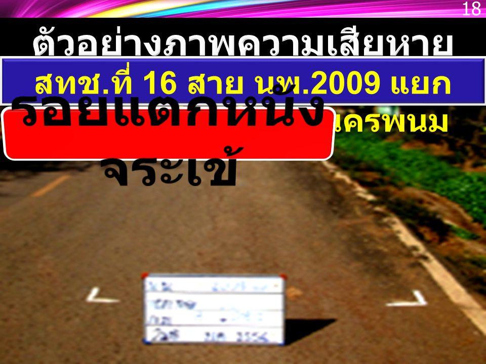 สทช. ที่ 16 สาย นพ.2009 แยก ทล.22 บ. ปลาปาก จ. นครพนม 18