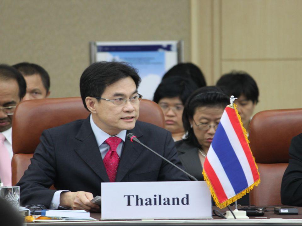 ที่ประชุมรับทราบผลการดำเนินงาน ของประเทศสมาชิก ที่ประชุมรับทราบผลการดำเนินงาน ของประเทศสมาชิก ที่ประชุมให้ความเห็นชอบแผน ดำเนินงานระยะที่ 2 ปี 2010-2013 ที่ประชุมให้ความเห็นชอบแผน ดำเนินงานระยะที่ 2 ปี 2010-2013 ที่ประชุมเห็นชอบให้เพิ่มคณะทำงาน วิชาการ คณะที่ 7 เรื่อง HIA ที่ประชุมเห็นชอบให้เพิ่มคณะทำงาน วิชาการ คณะที่ 7 เรื่อง HIA ที่ประชุมให้ความเห็นชอบ ปฏิญญาเจ จู ที่ประชุมให้ความเห็นชอบ ปฏิญญาเจ จู การประชุมระดับรัฐมนตรีครั้งที่ 3 ในปี 2013 ณ ประเทศมาเลเซีย การประชุมระดับรัฐมนตรีครั้งที่ 3 ในปี 2013 ณ ประเทศมาเลเซีย สรุปผลการประชุมระดับรัฐมนตรีด้าน สิ่งแวดล้อมและสุขภาพ ครั้งที่ 2