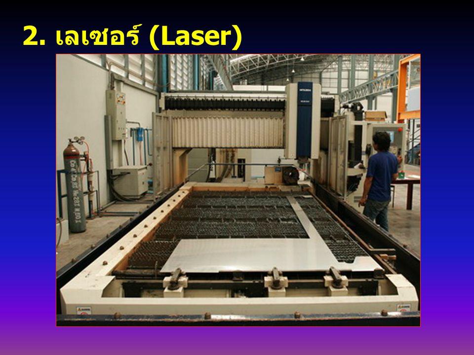 2. เลเซอร์ (Laser)