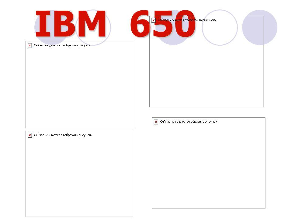 IBM 650 IBM 650
