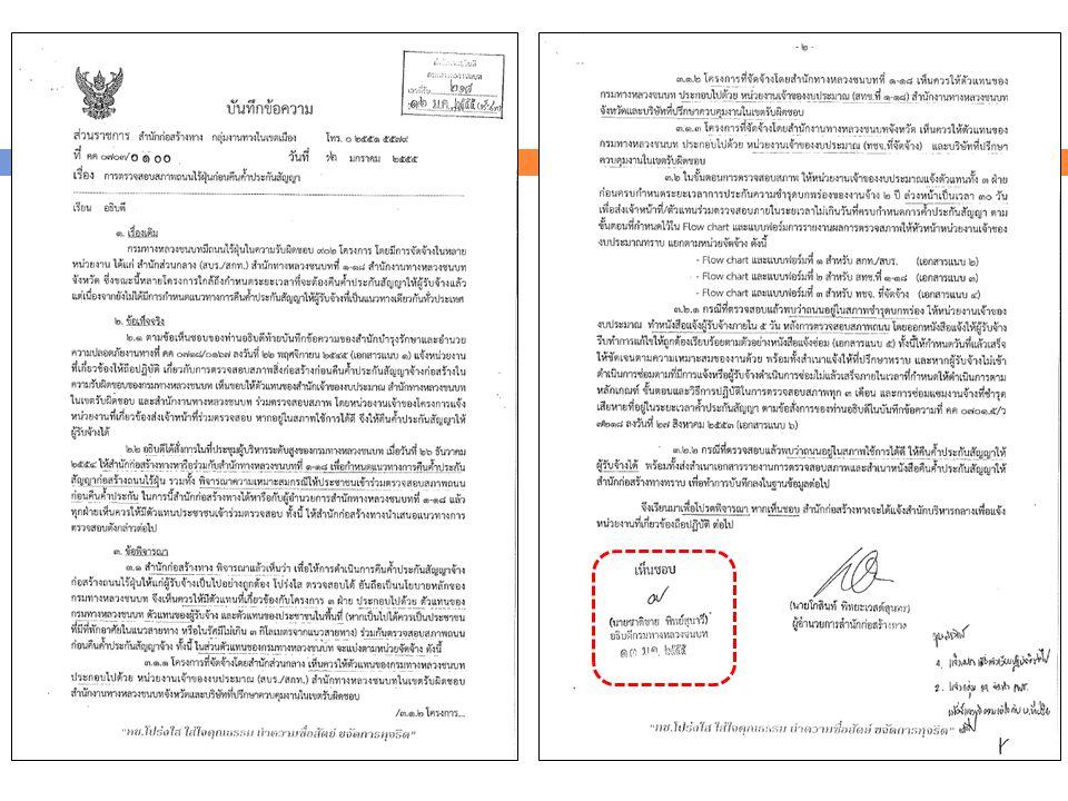 แบบฟอร์ม 2 รายงานผลการ ตรวจสอบ ( สทช.)