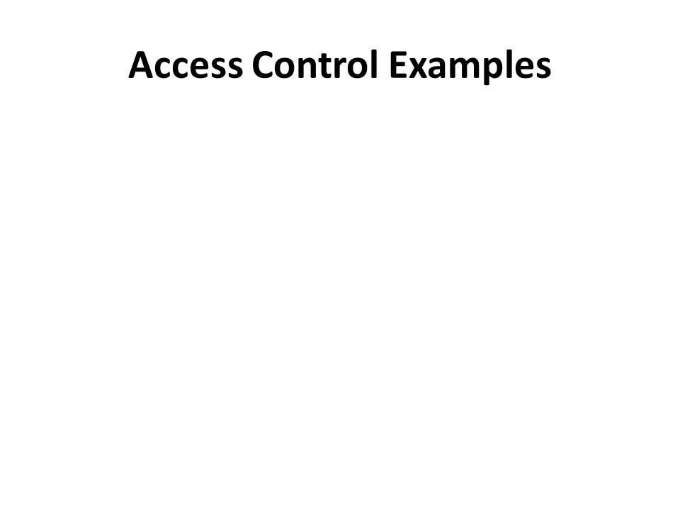 Domain Agenda Definitions and Key Concepts Access Control Categories and Type Access Control Threats Access to System Access to Data Intrusion Prevention Systems (IPS) & Intrusion Detection Systems (IDS) Access Control Assurance