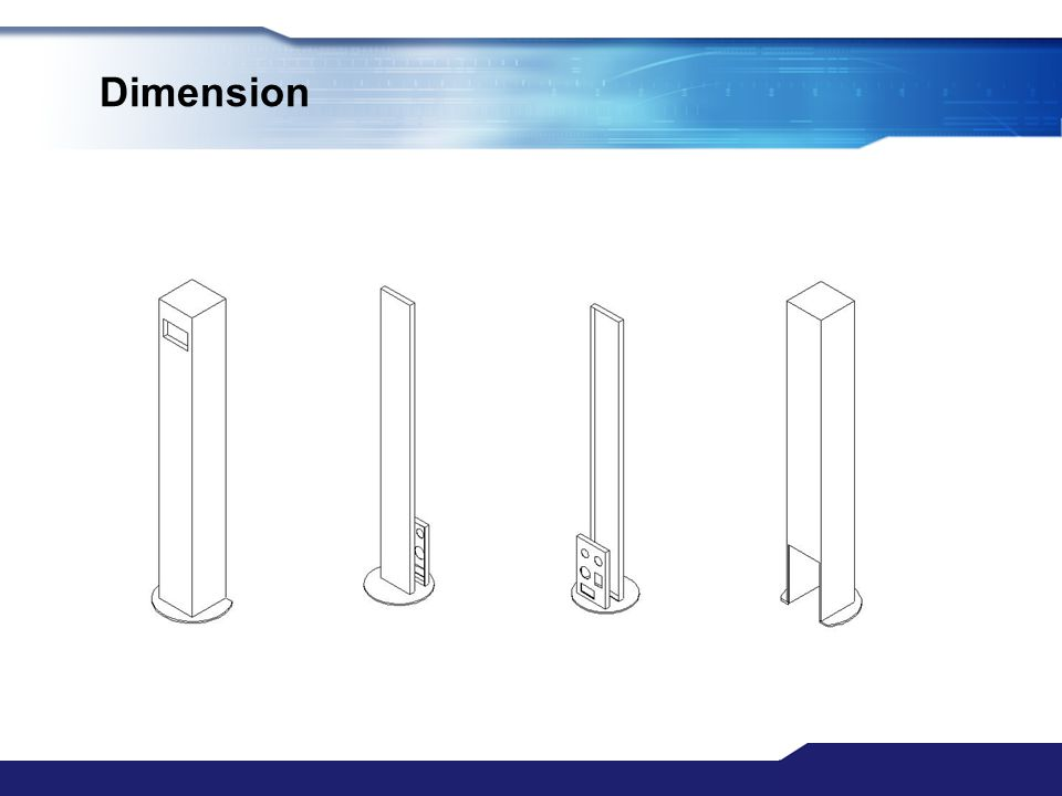 www.themegallery.com Dimension