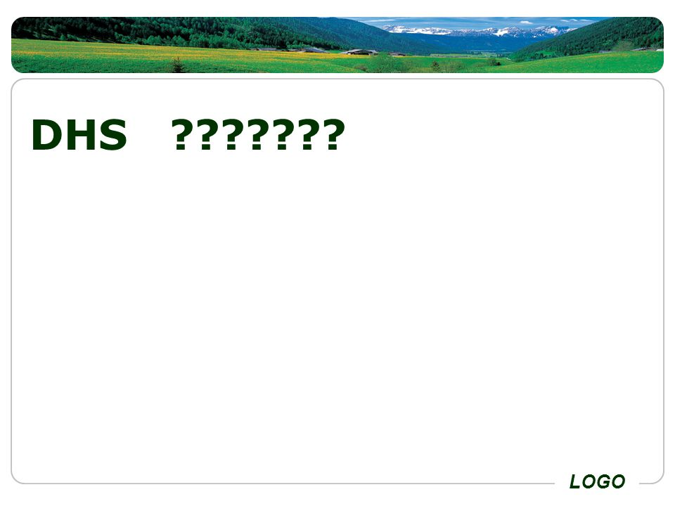 LOGO DHS ???????