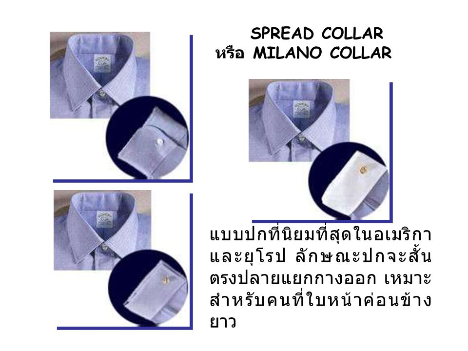 How to tie a Four in Hand Knot? 1. 2. 3. 4. 5. 6. ไม่มีการผูกปม