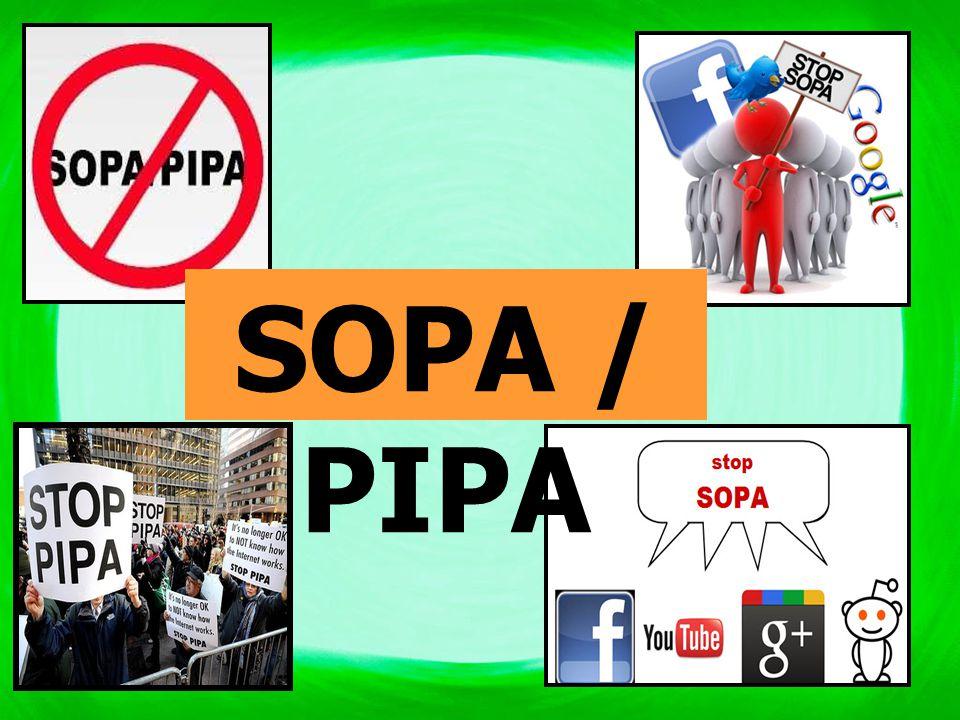 SOPA คืออะไร .