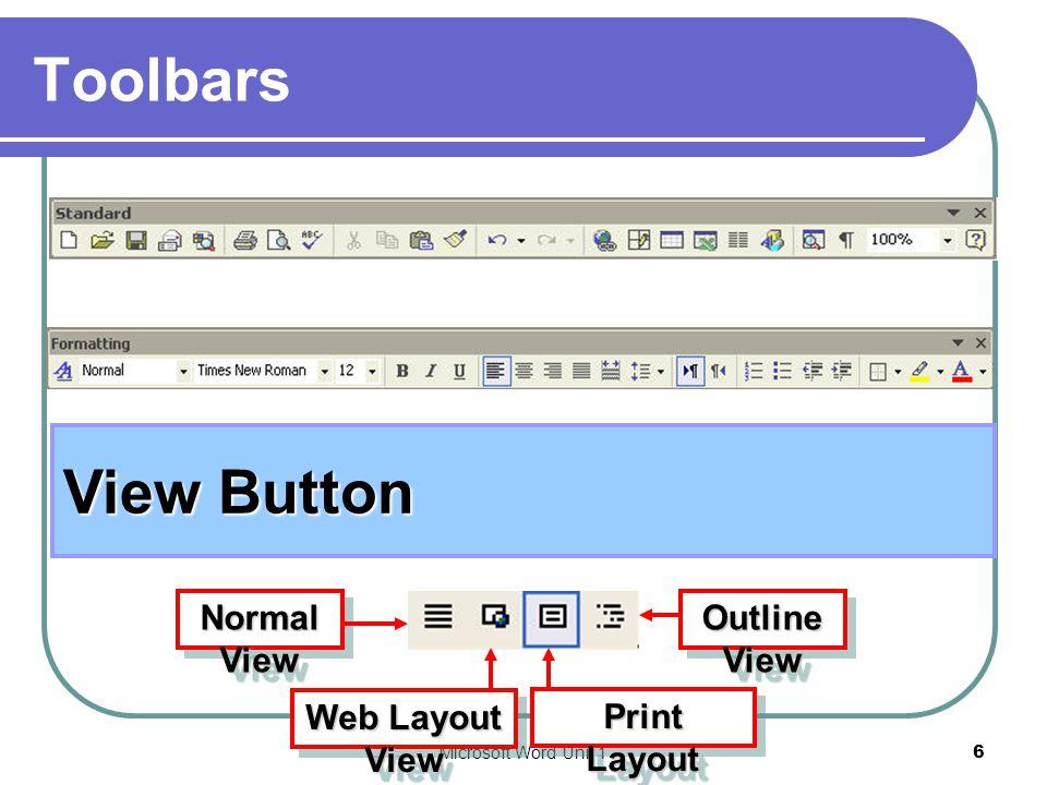 Microsoft Word Unit 17 การเลื่อนไปส่วนต่าง ๆ ของ เอกสาร (Hot Key) ปุ่มหน้าที่ปุ่มหน้าที่ เลื่อน Cursor ไปยัง อักษรตัวถัดไป เลื่อนไปคำที่อยู่ถัดไป เลื่อน Cursor ไปยัง อักษรตัวก่อนหน้า เลื่อนไปคำที่อยู่ก่อน หน้า เลื่อน Cursor ไปยัง บรรทัดก่อนหน้า เลื่อนไปตำแหน่ง เริ่มต้นของย่อหน้า หรือของย่อหน้าก่อน หน้านี้ เลื่อน Cursor ไปยัง บรรทัดถัดไป เลื่อนไปตำแหน่ง เริ่มต้นย่อหน้าถัดไป เลื่อน Cursor ไปยังต้น บรรทัด เลื่อนไปยังหน้าที่อยู่ ก่อนหน้า เลื่อน Cursor ไปยัง ท้ายบรรทัด เลื่อนไปยังหน้าที่อยู่ ถัดไป เลื่อน Cursor ขึ้นไป 1 จอภาพ เลื่อนไปตำแหน่ง เริ่มต้นของเอกสาร เลื่อน Cursor ลงไป 1 จอภาพ เลื่อนไปตำแหน่ง ท้ายสุดของเอกสาร Home Ctrl+ End PgUp PgDn Ctrl+ PgUp Ctrl+ + + + + + End PgDn